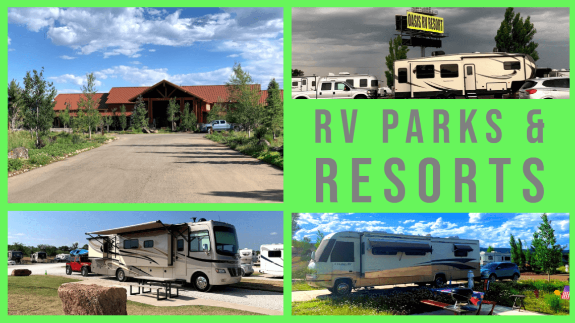 RV Parks and Resorts