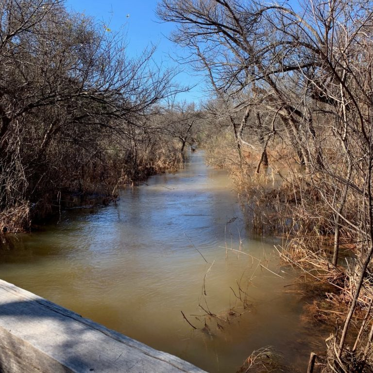 Rolling Stream at Abilene State Park